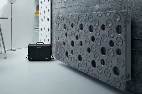 5 способов оформления отопительных батарей