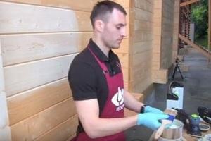 Акриловая краска для дерева для наружных работ