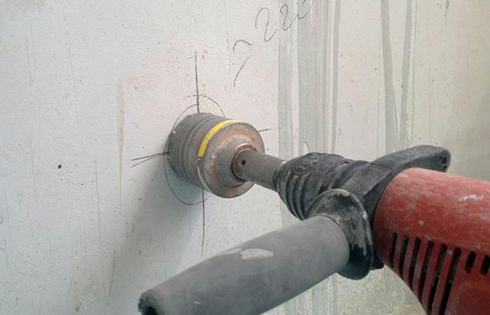 Что надо знать для правильной установки подрозетников в бетонную и гипсокартонную стены
