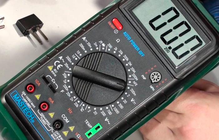 Для чего и как мультиметром прозванивают провода