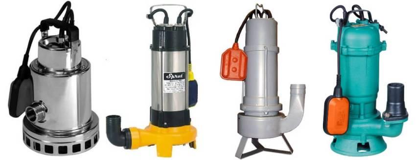 Фекальный насос с измельчителем для выгребных ям: устройство и функции