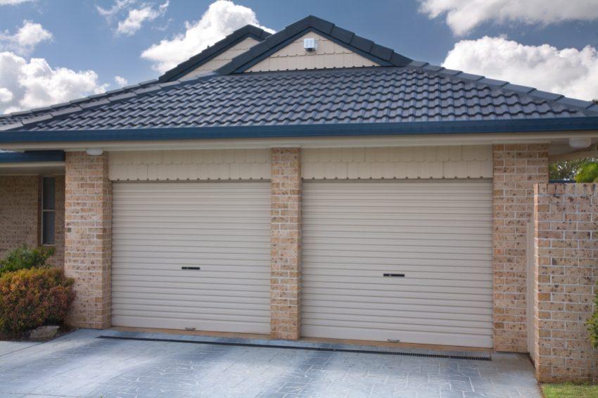 Гаражные ворота рольставни: размеры, цены, особенности конструкции и монтажа