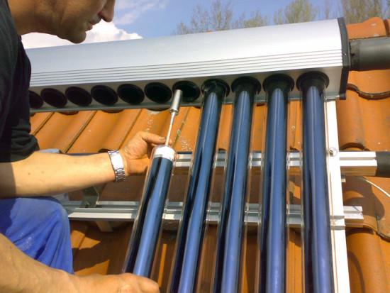 Изготовление солнечного коллектора своими руками