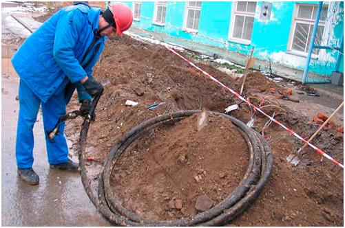 Как можно обнаружить место повреждения электрического кабеля