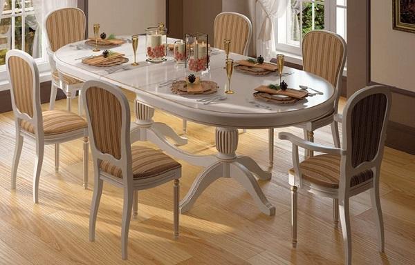 Как правильно выбрать стол на кухню