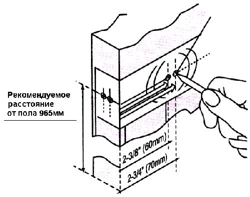 Как устанавливать замки в межкомнатные двери