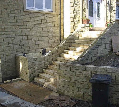 Лестница для крыльца: инструкция по монтаж
