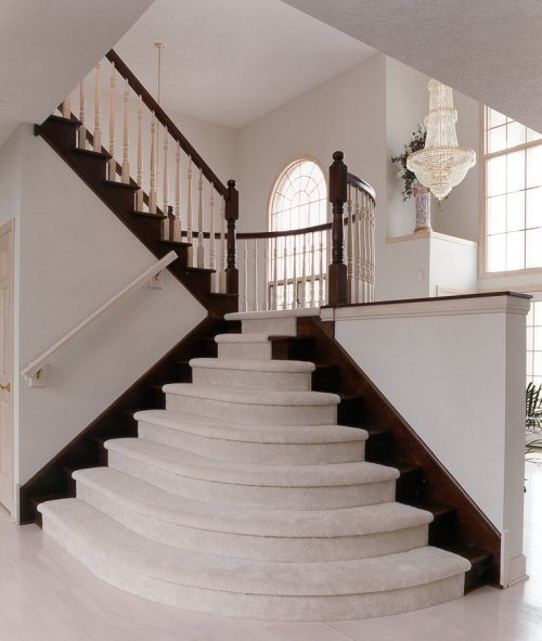 Маршевая лестница своими руками