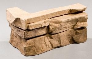 Монтаж искусственного камня своими руками