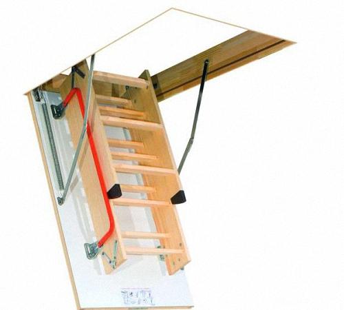 Монтаж лестницы факро своими руками. Как смонтировать и как закрепить чердачную лестницу: особенности технологии