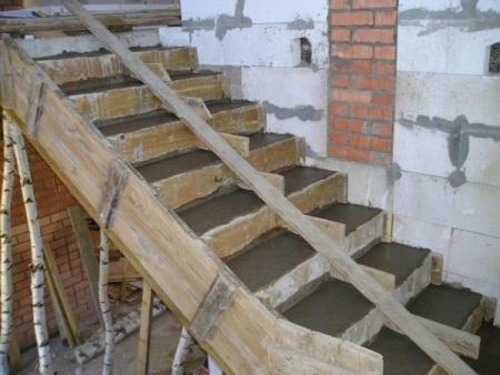 Монтаж лестницы на второй этаж своими руками: поэтапное строительство. Разные виды конструкций и способы их установки