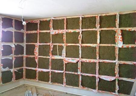 Мягкие стены в квартире своими руками