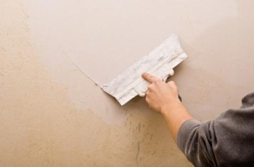 Основные правила шпаклевки стен своими руками