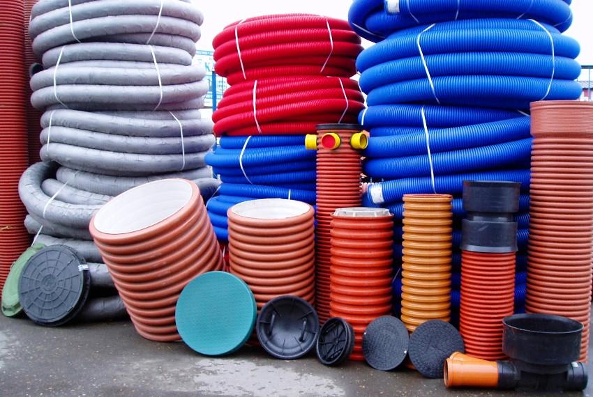 Пластиковые кольца для колодца: виды и функциональные характеристики