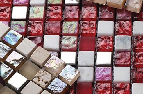 Пошаговая техника укладки мозаичной плитки