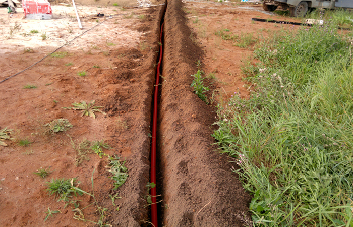 Прокладка кабеля в земле: как осилить работу самостоятельно?