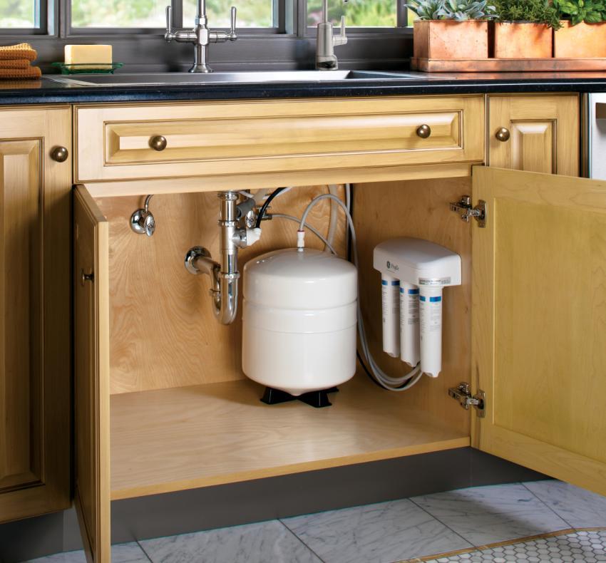 Проточный фильтр для воды: технические характеристики и особенности устройства