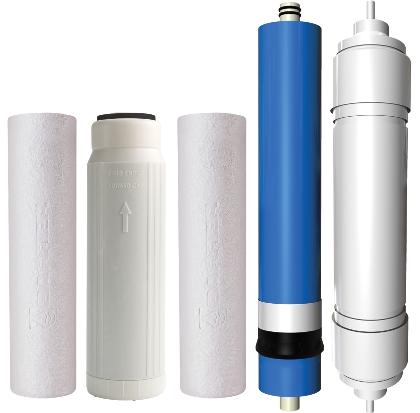 Проточный магистральный фильтр для воды: как выбрать и установить прибор