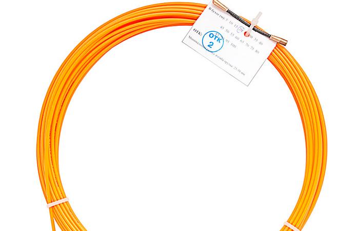 Протяжка для кабеля – надежное устройство для закладки проводника в каналы