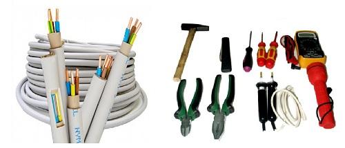 Проводка электрики дома своими руками