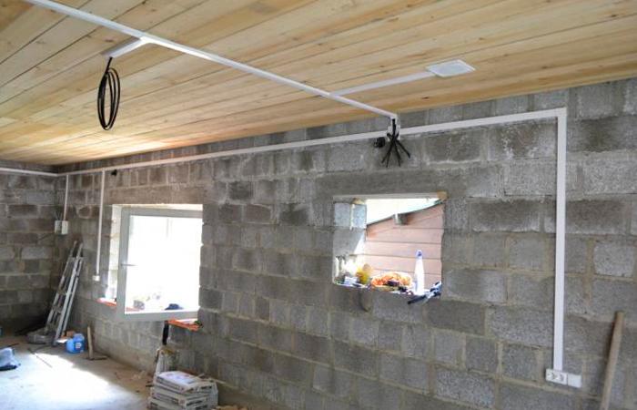 Проводка в гараже: как самостоятельно создать безопасную сеть