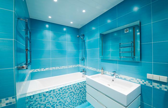 Проводка в ванной комнате: защищенная от влаги система