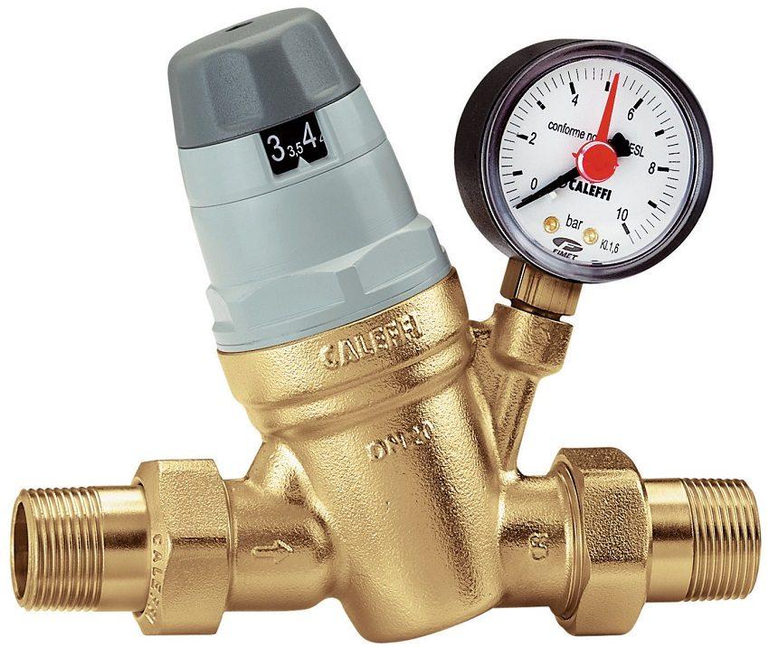 Регулятор давления воды в системе водоснабжения: оптимизация работы водопровода