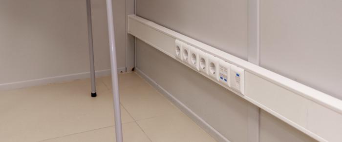 Самостоятельная прокладка кабеля для подключения к интернету