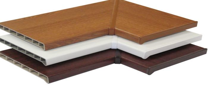 Самостоятельная установка подоконника для пластикового окна