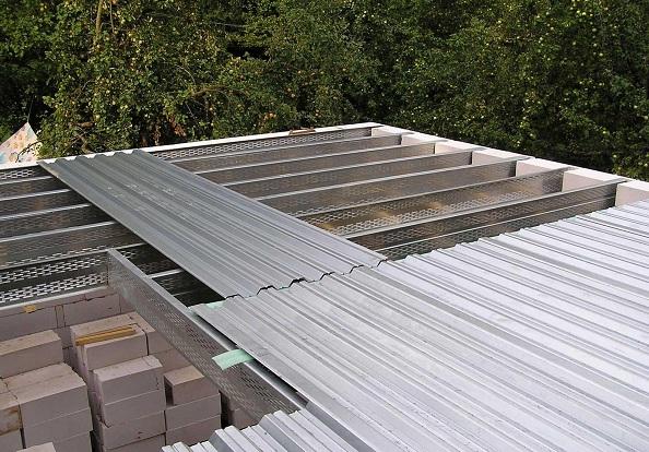 Самостоятельное устройство крыши для гаража