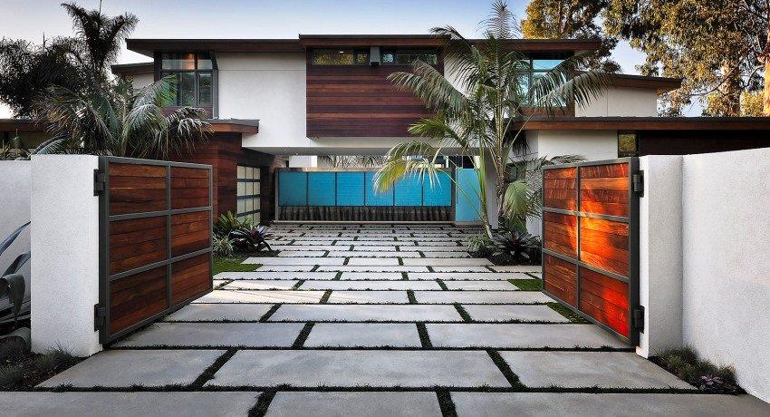 Секционные ворота в гараж: размеры и цены практичных конструкций