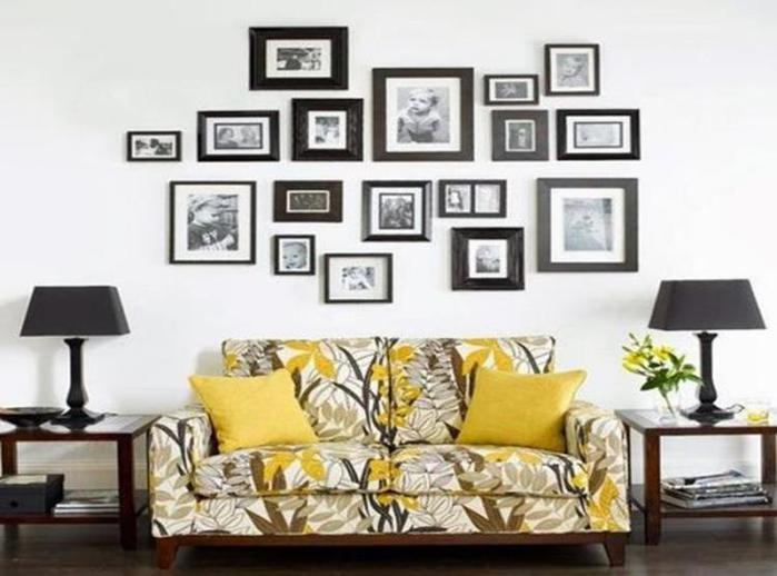 Способы декорирования стен своими руками