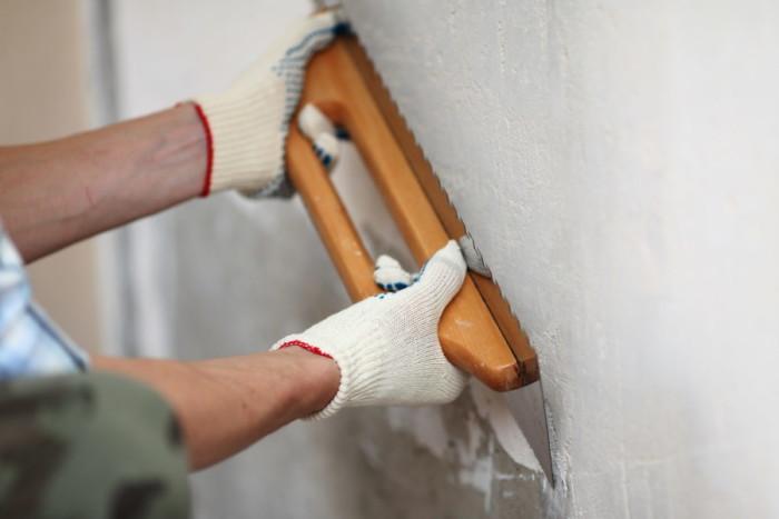 Способы самостоятельного выравнивания стен