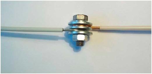 Способы соединения алюминиевого и медного проводов