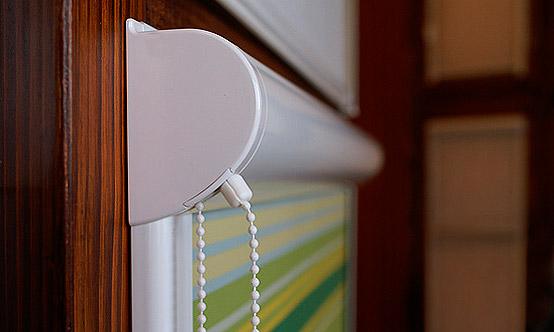Техника самостоятельной установки жалюзи на пластиковые окна