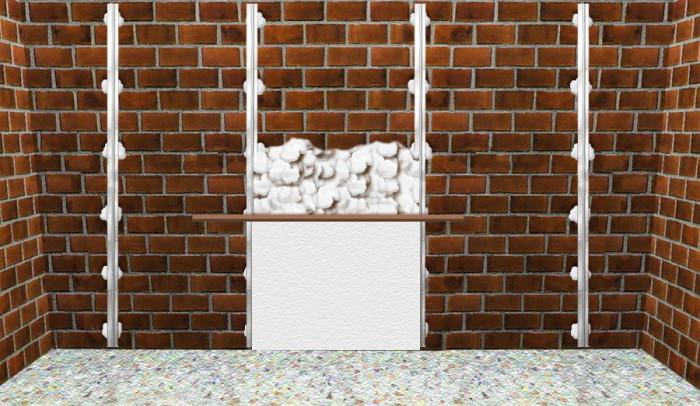 Технология самостоятельной штукатурки стен