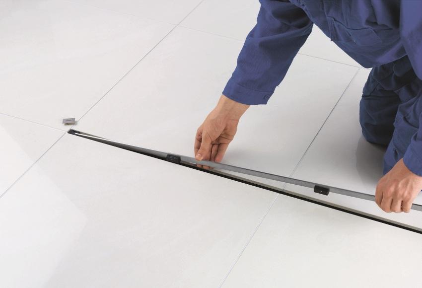 Трап для душа в полу под плитку: современное решение для ванной комнаты