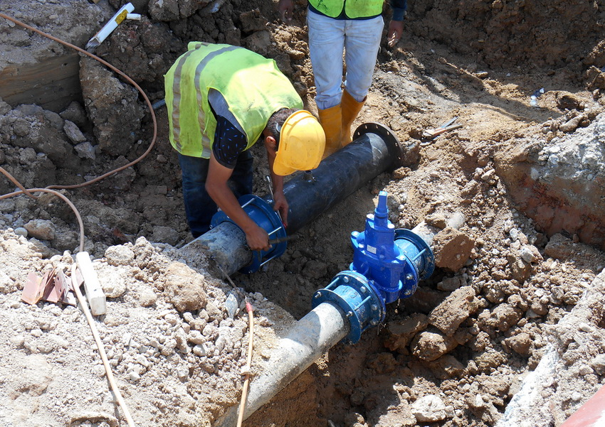 Трубы канализационные для наружной канализации: строительство коммуникаций