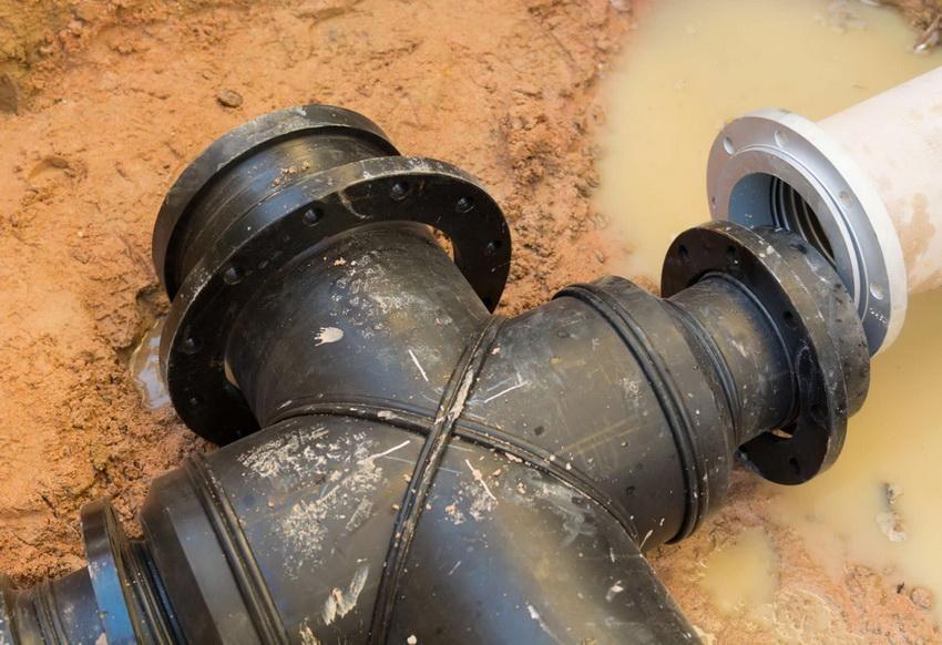 Трубы ПВХ для канализации: размеры и цены пластиковых изделий