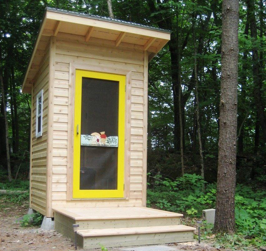 Туалет для дачи своими руками. Пошаговая инструкция создания отхожего места на участке