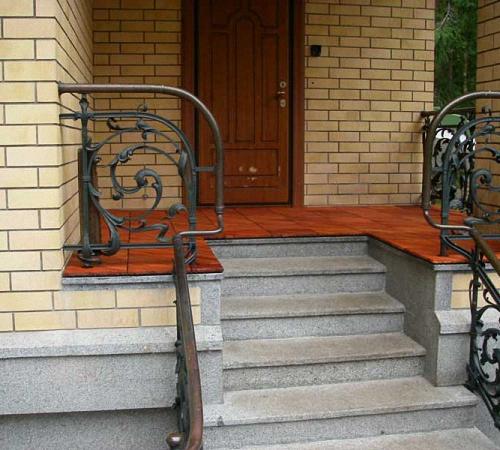 Уличная лестница: инструкция по изготовлению
