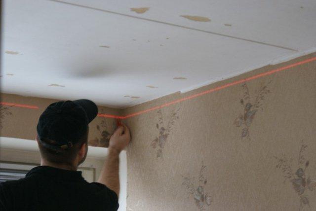 Устройство двухуровневого потолка из гипсокартона своими руками