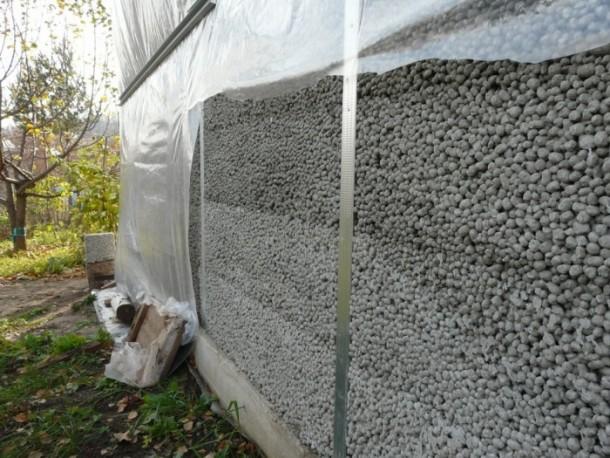 Устройство стен из керамзита своими руками