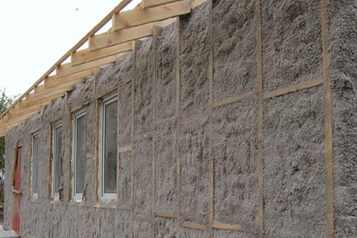 Варианты самостоятельного утепления стен снаружи