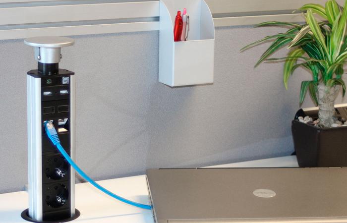 Выдвижные розетки – комфорт в вашем доме