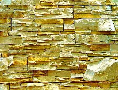 Заборы из искусственного камня