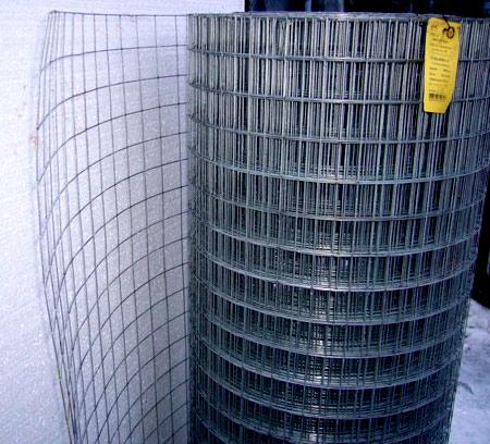 Заборы из сетки пергоны