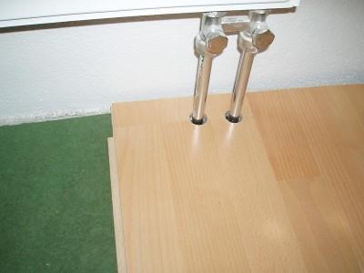 Вырезка фигурных элементов на ламинате