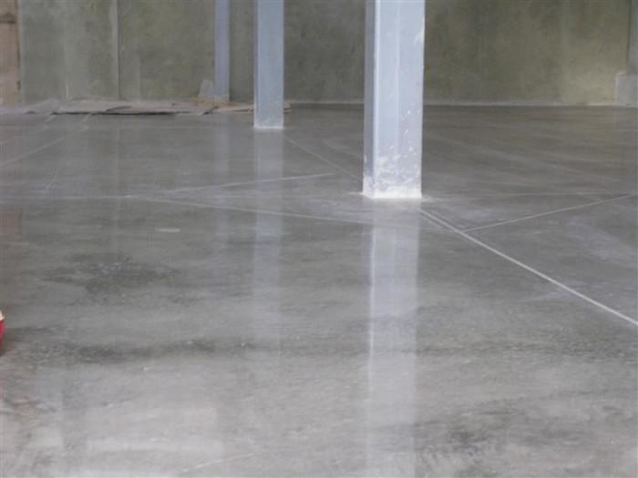 Техника обеспыливания пола из бетона своими руками